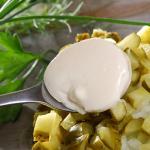 Mayonesa de tofu