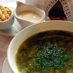 Sopa Mallorquina de Verduras