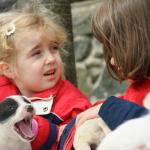 Los niños y la muerte de una mascota