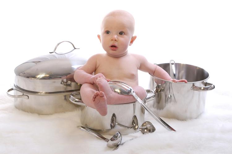 Baby Dinner One
