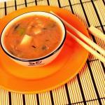 Sopa de Mugi Miso