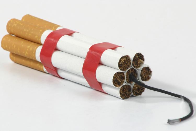 Como dejar fumar al adulto