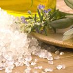 Propiedades de la sal