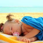 La siesta y el sueño del bebé