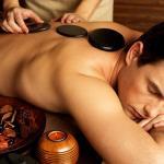 Beneficios de los masajes con piedras calientes