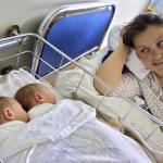 Lactancia Materna en caso de gemelos
