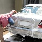 Productos de limpieza ecológicos para el automóvil