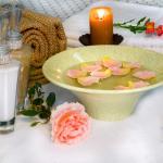 El masaje antiestrés