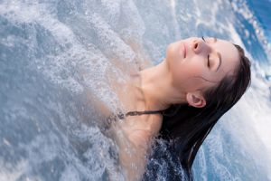 El jacuzzi, placer y salud