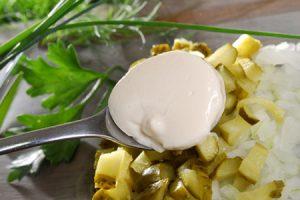 Como hacer mayonesa de tofu