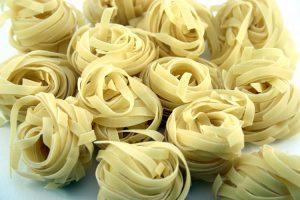 Los distintos tipos de pasta