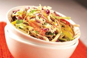 Receta de ensalada de alga dulse