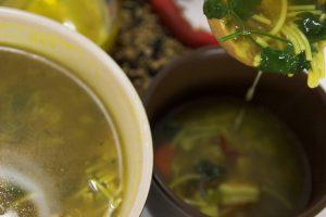 Receta de Sopa de Espárragos Murciana