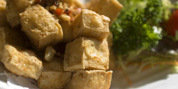 Receta de Tofu a la Oriental