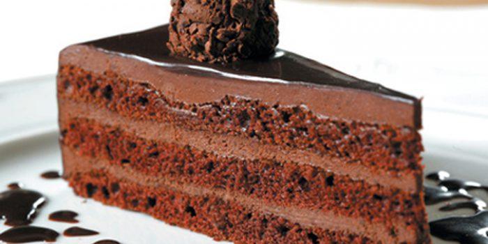 Receta de pastel de chocolate sin leche