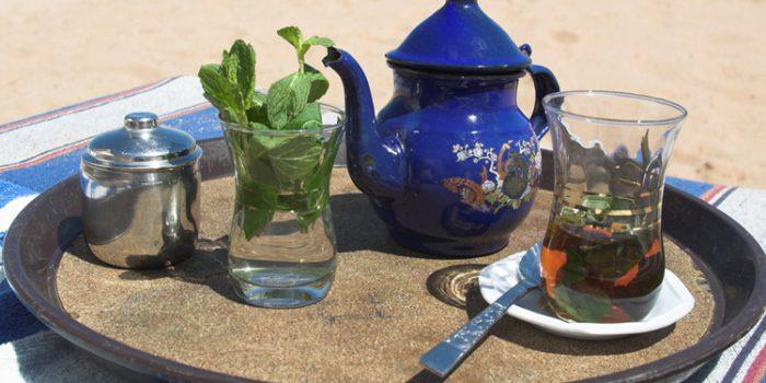 Como preparar el té con un toque internacional