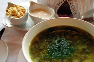 Receta de Sopa Mallorquina de Verduras