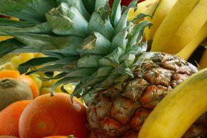 Ensalada de piña o ananá