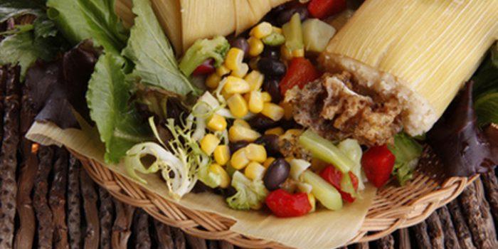 Receta de Tamales con almendras