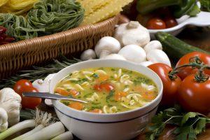 Tres recetas de quinoa con verduras