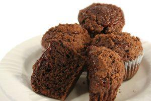 Como hacer magdalenas de chocolate caseras