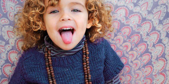 La glositis, inflación de la lengua