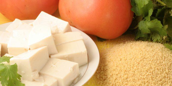 El Tofu, proteína vegetal