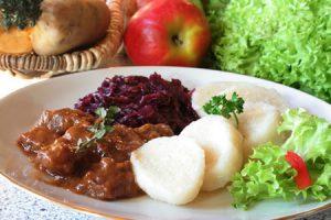 Receta de seitán con manzana al curry