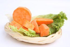 Información nutricional y propiedades de la batata