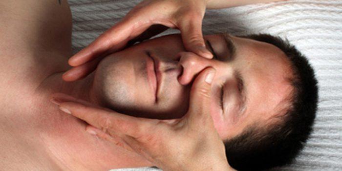 Facioterapia, partes de la cara y órganos del cuerpo