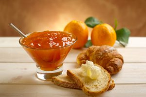 Mermelada de naranja, receta casera