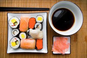 Salsa de Soja o Shoyu y el Tamari