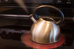Cocinar con ollas o utensilios de cobre