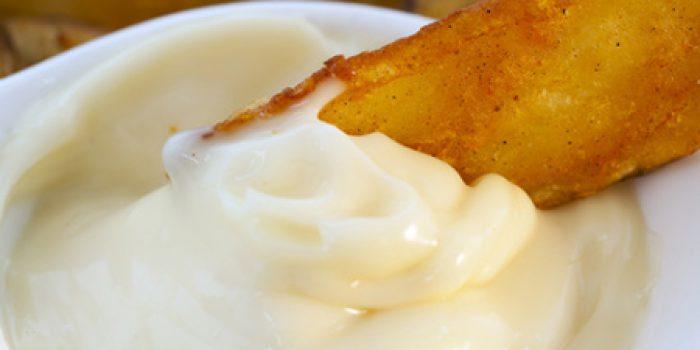 Lactonesa, mayonesa sin huevo