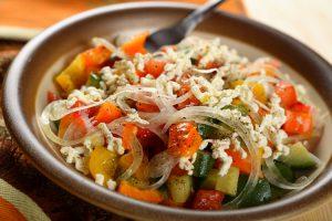 Consejos de alimentación durante la menopausia