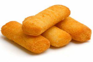 Elaboración de las croquetas de queso