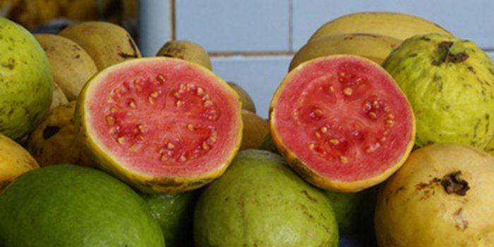 Información nutricional y propiedades de la guayaba