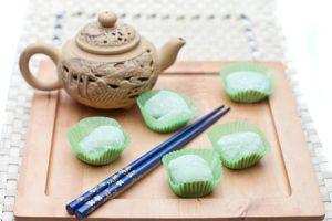 El mochi, un pastelito Japonés