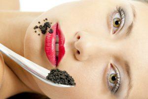 Crema de caviar para las arrugas, ¿puro marketing?