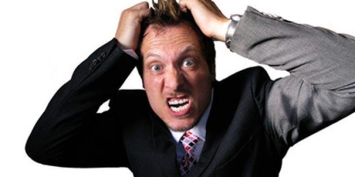 Cuando el estrés se convierte en distress
