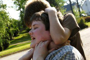 ¿Qué podemos hacer con los niños que siempre pegan?
