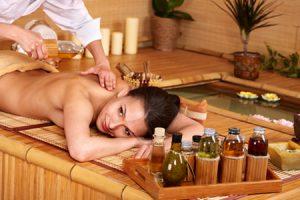 Aceites para masaje, clases y preparación
