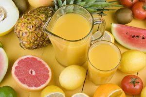 Ejemplos de zumos para bajar de peso