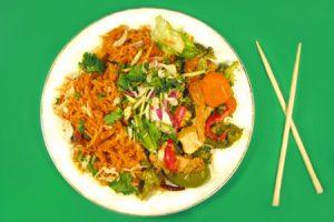 Como preparar tofu agridulce