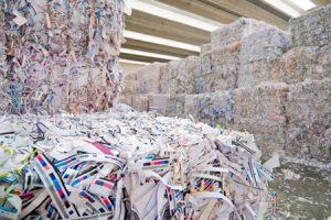 Reciclaje del papel, ventajas e inconvenientes