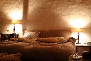 Dormitorio de la pareja y el poder de los símbolos