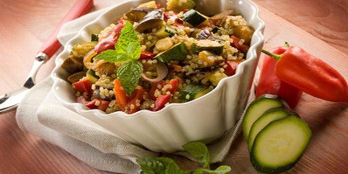 Cómo cocinar quinoa: forma de cocción y receta saludable