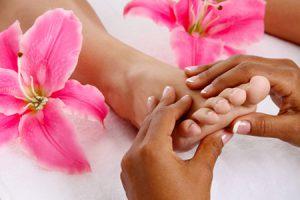 Beneficios de los masajes de pies