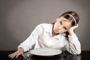 Causas de la pérdida de apetito