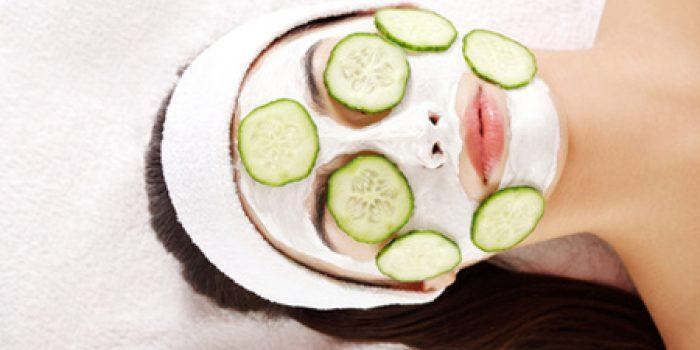 Cómo hacer una mascarilla de pepino casera